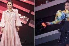Glamor di panggung, ini 10 potret Soimah tampil sederhana kenakan kaus