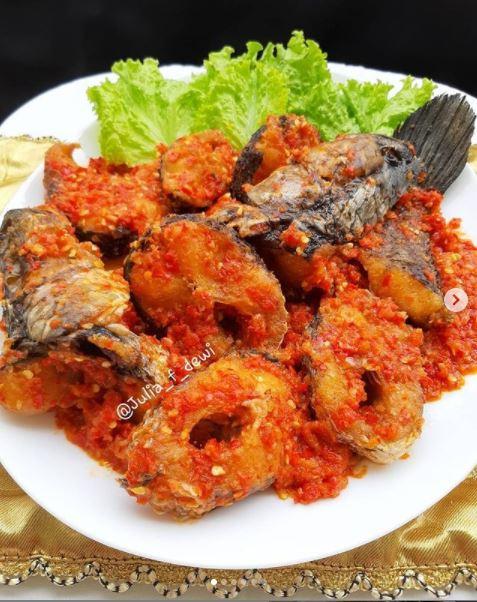 7 Resep ikan gabus yang mempercepat © berbagai sumber