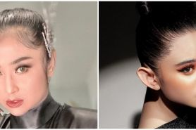 10 Potret Dewi Perssik & Tissa Biani mirip, bak saudara kembar
