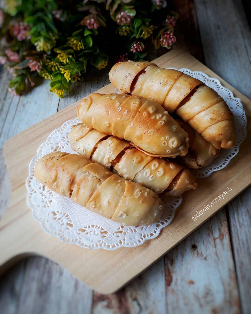 Resep gorengan sajian Lebaran © Instagram