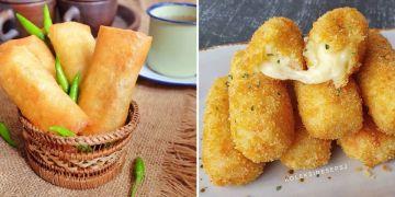 15 Resep gorengan sajian Lebaran, renyahnya bikin nambah terus