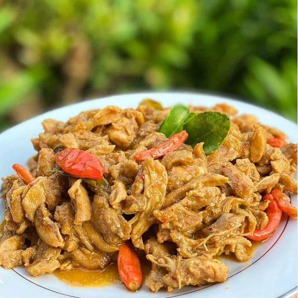 Resep ayam kampung cocok untuk Lebaran © berbagai sumber