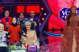 Potret lawas 5 juri Voice of Ramadan, Iis Dahlia manglingi