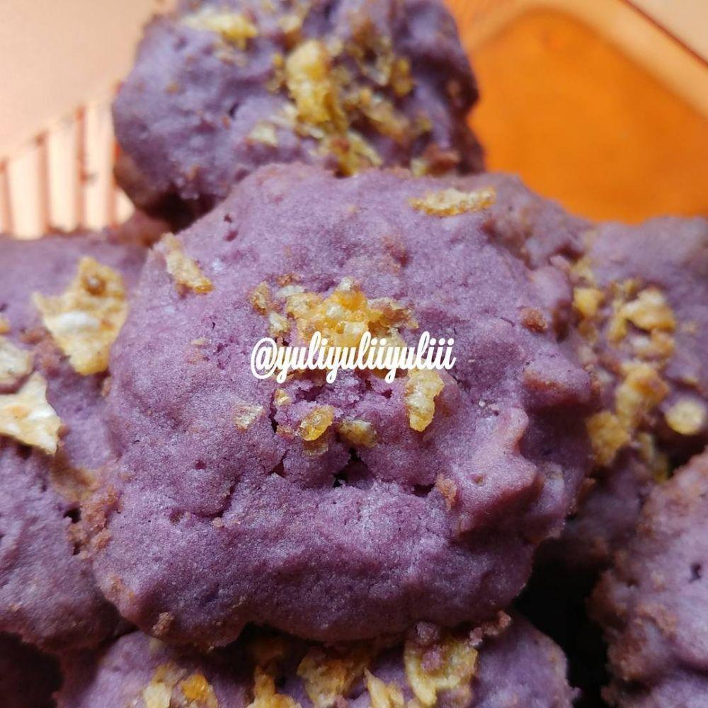 Resep cornflakes cookies © 2021 brilio.net