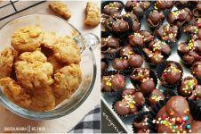 10 Resep cornflakes cookies, kekinian, enak, dan mudah dibuat
