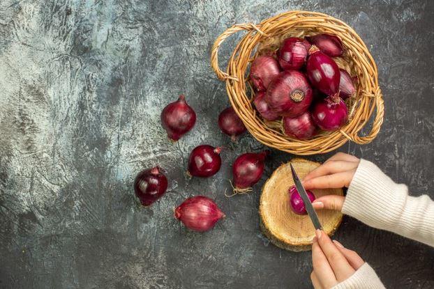 6 Cara menyimpan bawang merah © berbagai sumber