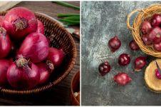 6 Cara menyimpan bawang merah agar tidak mudah busuk