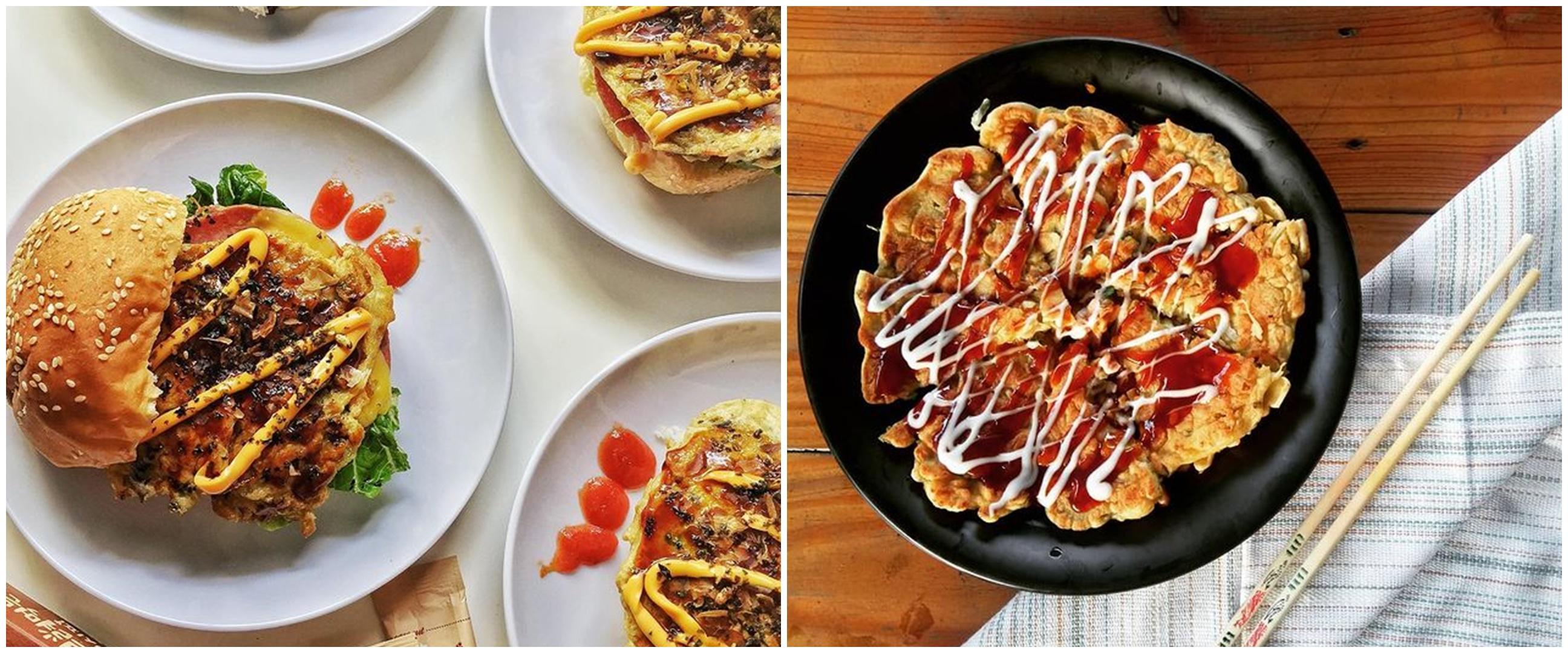 8 Resep okonomiyaki camilan khas Jepang, nikmat dan bikin nagih