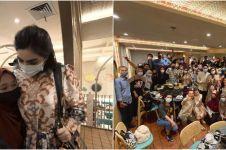 10 Momen Ashanty lepas rindu dengan anak angkat, sambil bagi-bagi THR
