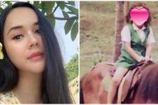 Potret masa kecil 10 penyanyi cantik, wajah imutnya gemesin