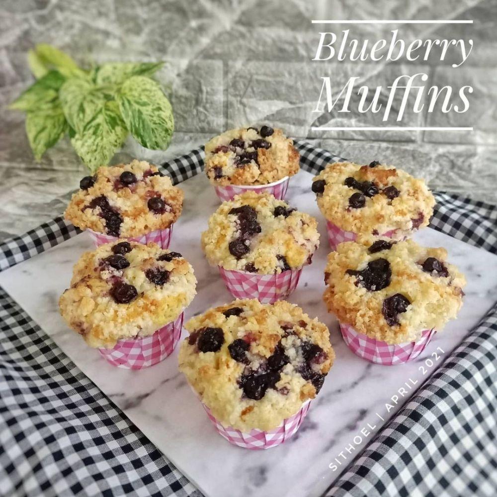Resep variasi kue muffin © berbagai sumber