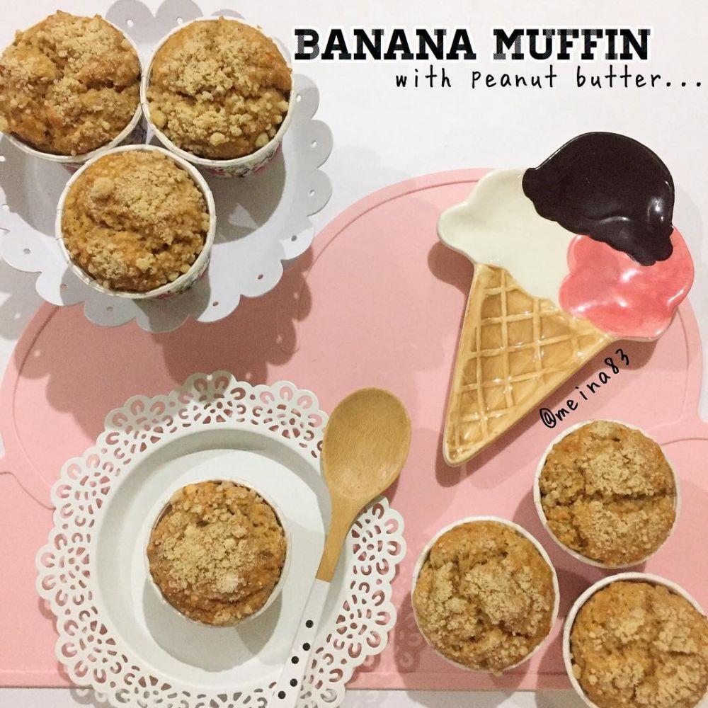Resep variasi kue muffin © Instagram