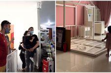 10 Potret suasana rumah Raffi sebelum dan sesudah Nisya Ahmad pindah