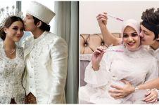 5 Momen bahagia Aurel Hermansyah umumkan kehamilan, selamat