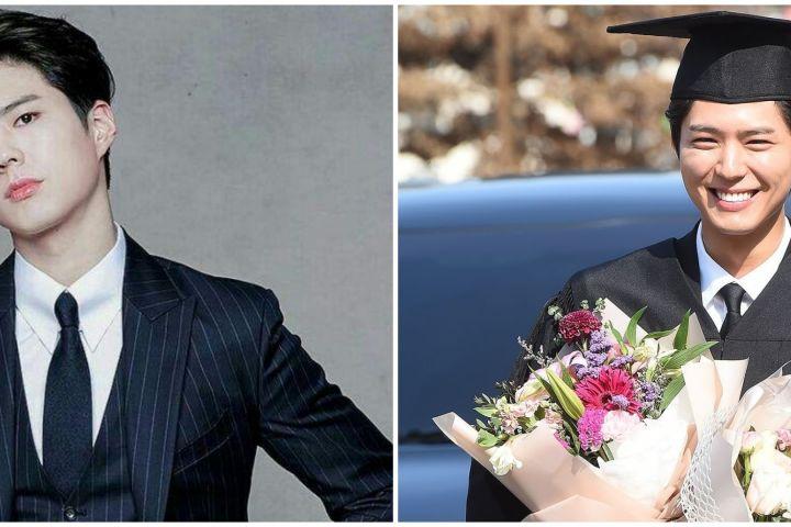 10 Potret lawas aktor Korea pakai toga, Song Joong-ki awet muda