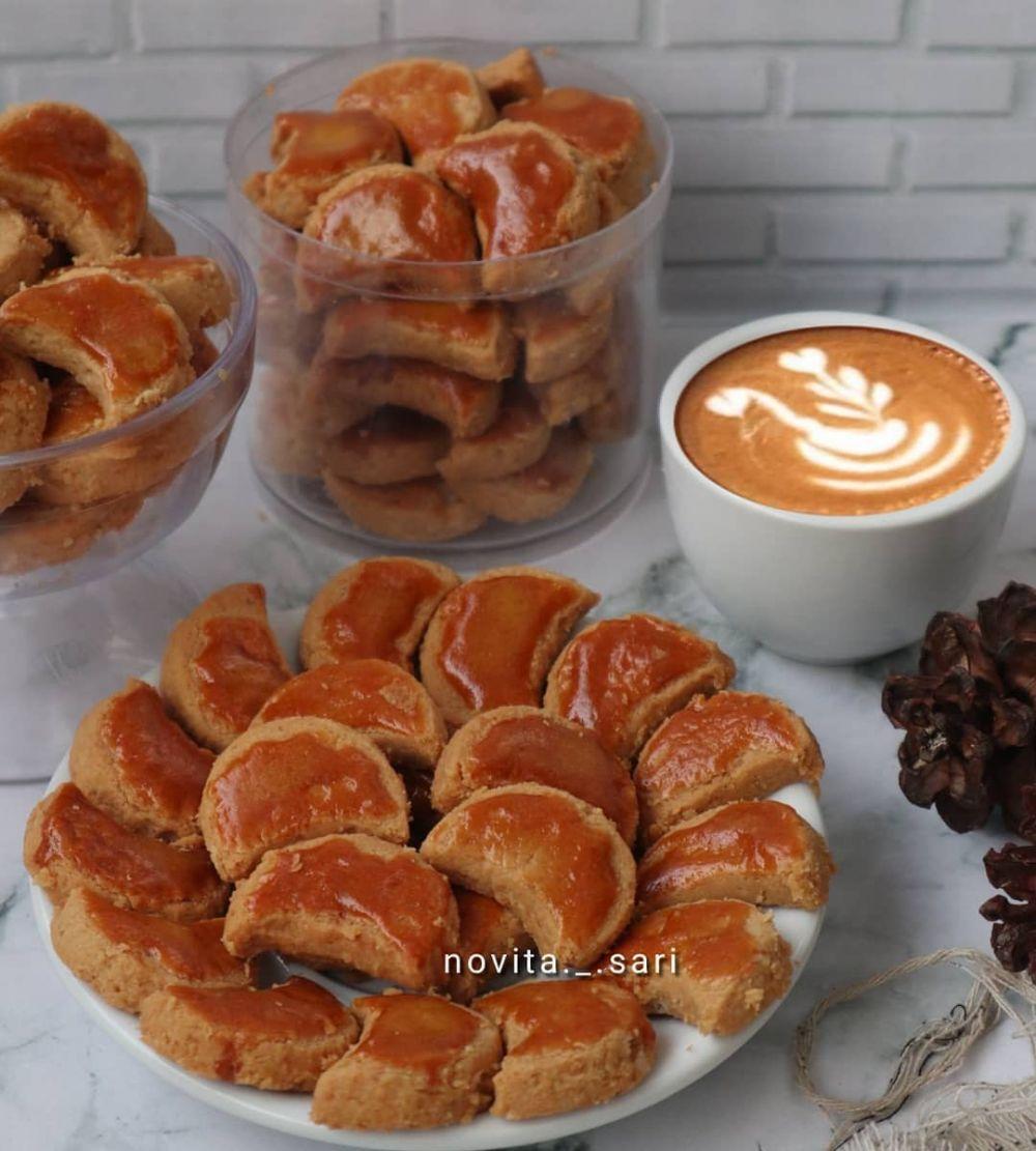 Resep camilan kue bercita rasa gurih © Instagram