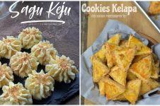12 Resep camilan kue bercita rasa gurih, praktis dan anti bosan