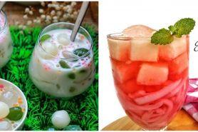 10 Resep minuman berbahan jelly, enak, segar, sederhana, dan praktis