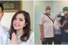 Idap kanker, ini 10 momen Randi suami Tasya Kamila jalani kemoterapi