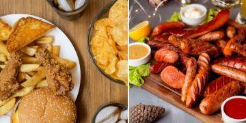 7 Makanan dan minuman penyebab perut buncit, ada keripik kentang