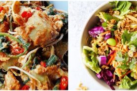 9 Jenis salad dari berbagai negara, lezat dan unik
