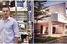 6 Penampakan rumah Nicholas Saputra, berkonsep natural modern