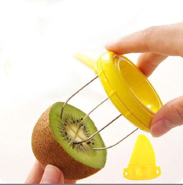 6 cara mengupas kiwi yang benar © berbagai sumber