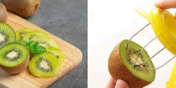 6 Cara mengupas kiwi yang benar agar tidak mudah hancur