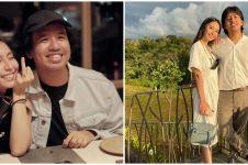 7 Momen BTS prewedding shoot Joshua Suherman dan Clairine Clay