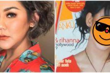 Potret 10 pesinetron wanita jadi model majalah Kawanku, manglingi