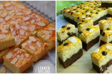 8 Resep lekker holland, kue kekinian yang enak dan mudah dibuat