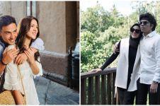 Momen 7 penyanyi saat umumkan kehamilan, Aurel Hermansyah penuh haru