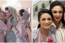 6 Momen kompak Yuni Shara dan Krisdayanti temani adiknya melahirkan