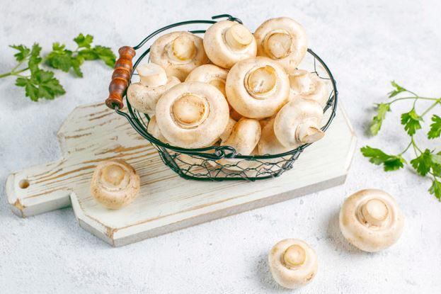 7 cara menyimpan jamur kancing © freepik.com