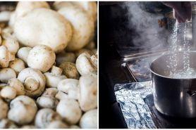 6 Cara menyimpan jamur kancing agar tidak mudah busuk