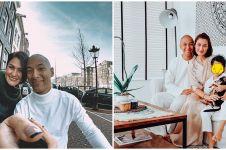 10 Potret rumah Marcell Siahaan, balkonnya jadi tempat yoga