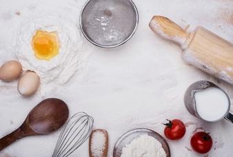 Tips membuat kue supaya tidak bantat © freepik.com
