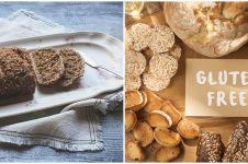 9 Jenis roti sehat untuk diet, tinggi serat dan nutrisi