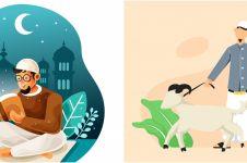 Pengertian hari Tasyrik dan amalan-amalan sunnah yang dapat dilakukan