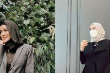 7 Koleksi aksesori kepala Nagita Slavina, harganya bikin melongo
