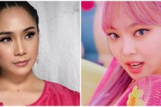6 Outfit Jennie Blackpink kembar sama seleb lain, ada artis Indonesia