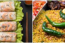15 Makanan khas dari berbagai negara ini mendunia, bikin ngiler