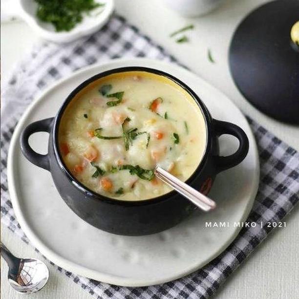 Resep lauk olahan kentang untuk Lebaran © Instagram