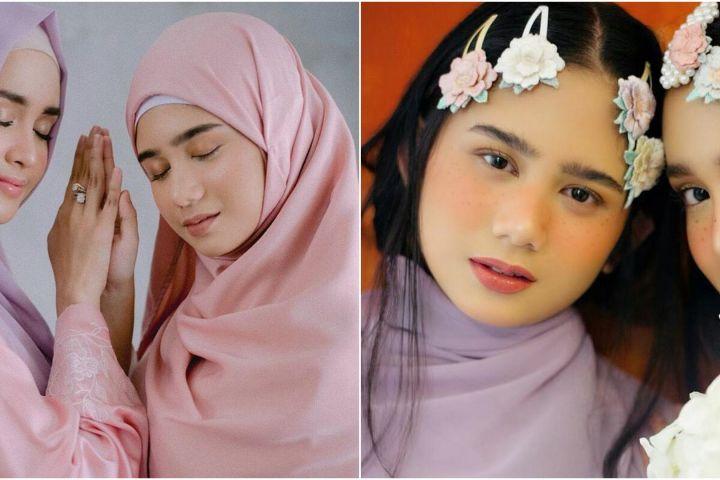 Kerap disebut mirip, ini 10 beda gaya Tissa Biani dan Michelle Ziudith
