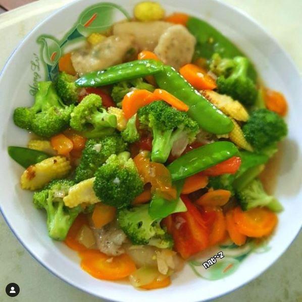 resep brokoli cocok untuk Lebaran © berbagai sumber