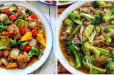 10 Resep menu Lebaran berbahan brokoli, sehat dan enak