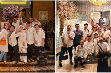 10 Momen buka bersama Ayu Ting Ting bareng karyawan, seru dan hangat