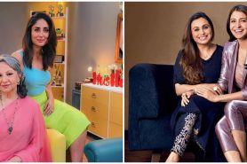 Momen 7 aktris Bollywood bertemu idola, Aishwarya Rai kegirangan