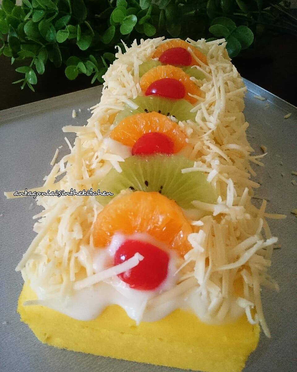 Resep kue berbahan buah-buahan super enak Instagram
