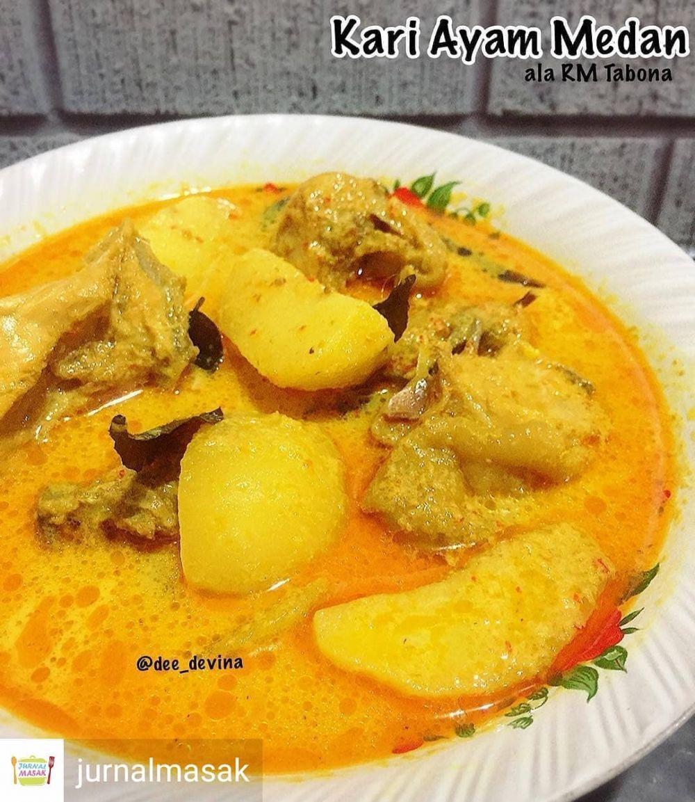 Resep masakan kari © berbagai sumber
